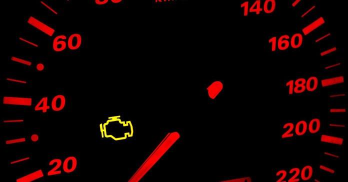 رفع مشکل چراغ چک خودرو